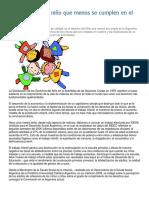 Los Derechos Del Niño Que Menos Se Cumplen en El País
