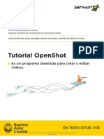 Tutorial Openshot