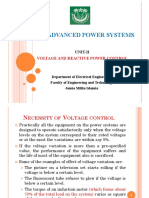 Advanced Power System UNIT II_Part 1 of 2