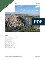 Toledo daytrip from Madrid