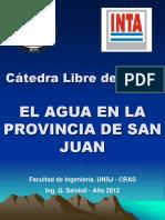 Inta- El Agua en San Juan
