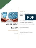 Paso 2 y 3 - Diseño de Modulos y Base de Datos
