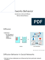 11 - Introduction to Network Diffusion