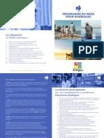 Le Manifeste Électoral Du PMSD Pour Rodrigues