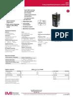 Valvula Proporcional Norgren Vp51