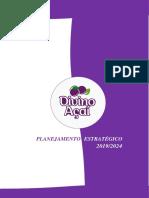 PLANEJAMENTO E GESTÃO ESTRATÉGICA ORGANIZACIONAL - PLANEJAMENTO ESTRATÉGICO DO DÍVINO AÇAÍ.docx