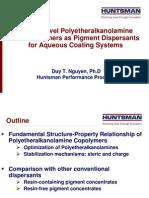 Polyetheralkanolamines ICE 2006