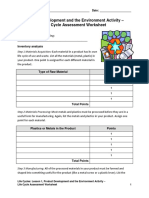 Cub Life Cycles Lesson1 Activity1 Worksheet