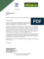 Propuesta Internet Avila Colombia S