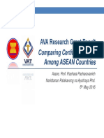 ASEAN Valuers Research Grant