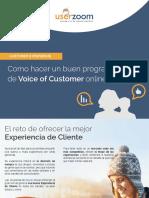 Voice of Customer Sp