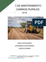 Guia de Mantenimiento de Caminos Rurales