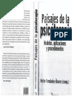 08-01- FERNANDEZ ALVAREZ - Paisajes de La Psicoterapia (Cap 8)