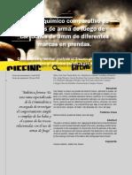 Articulo11_Analisis Quimico Comparativo de Disparos de Arma