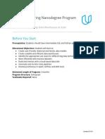 Data+Engineering+Nanodegree+Program+Syllabus
