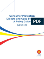 Consumer Protection Digests and Case Studies-Volume II (07122015) (1)
