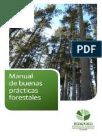 Manual Buenas Practicas Forestales DFB Castellano
