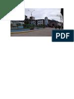 Plaza Armas Del Distrito de Lachaqui