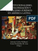Constitucionalismo, Descolonizaciónl (Electrónico) (1) (1) Copia