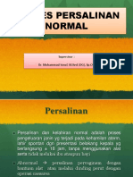 Ppt Persalinan Normal