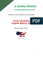 Curso Ingl s b Sico II Edc 07529