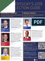 Kentucky Election Guide 2019