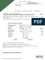 1-Programa Para Cálculo