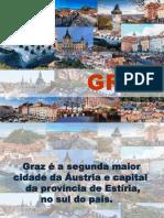 Apresentação Graz - Mobilidade Erasmus + KA 101