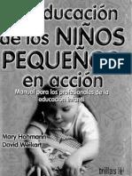 La Educación de Los Niños Pequeños en Acción