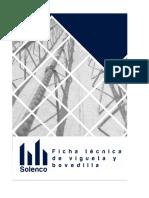 Vigueta y Bovedilla - Ficha Tecnica
