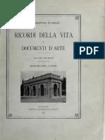 Giuseppe Poggi - Ricordi Della Vita