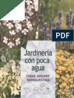 Plantas - Jardineria Con Poca Agua OPT