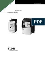 Variadores de Velocidad Tipo PowerXL DC1