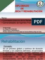Conceptos Básicos de La Rehabilitación RIVAS JULIO 2018