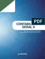 Contabilidade II - u2