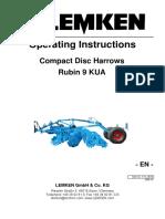 Lemken Manual