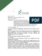 Acusación Perciballe-Gavazzo