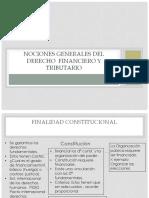 Derecho Financiero y Tibutario 1