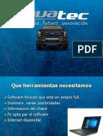Capacitacion Uso Forscan Para Ford Luces Bajas Ranger