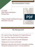 Joe Schall Recommendation Letters presentation.pdf