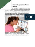 Las Mejores Herramientas Para Crear Frases en Formato de Imagen