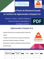 Presentación Aglomerados Bioetanol Ultimo