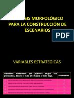 Guía análisis morfológico.