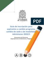 Guía+cambio+de+programa+20201v2
