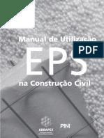 Manual de Utilização EPS Na Construção Civil 1 - PDF
