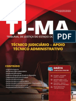 8 - Noções de Administração Financeira e Orçamentária - Tj Ma