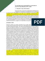 LA ESTABILIDAD COLOIDAL DE NANOPARTÍCULAS DE ORO EN 2PROPANOL BAJO IRRADIACIÓN LÁSER.docx