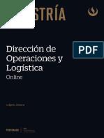 Maestria Ope y Log Online - 2019