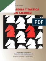 Estrategía  y táctica en ajedrez