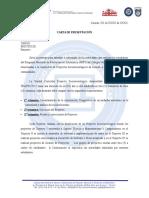 02 Carta Presentacion Trayecto i